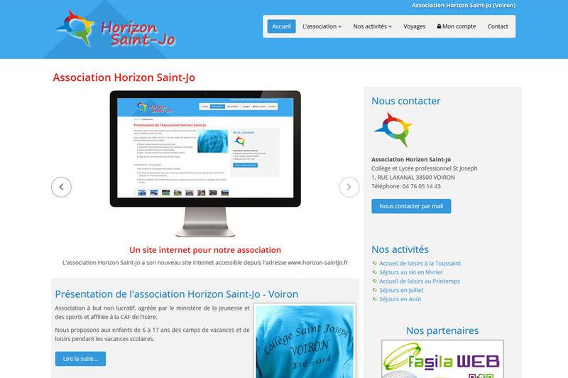Association Horizon Saint-Jo - Voiron